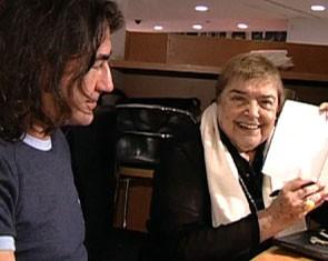 Luciano Ligabue E Fernanda Pivano In Pivano Blues Sulla Strada Di Nanda 213319