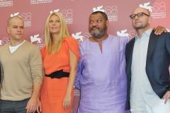 Steven Soderbergh presenta Contagion alla Mostra di Venezia