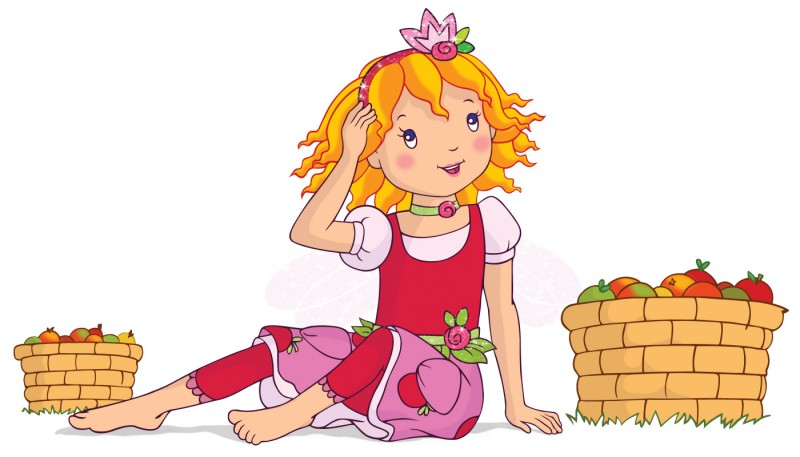 Una Immagine Promozionale Del Cartoon Prinzessin Lillifee Und Das Kleine Einhorn 213344