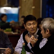 A Simple Life: Andy Lau in una scena tratta dal film