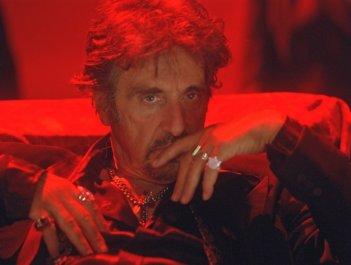 Al Pacino in una immagine di Wilde Salome