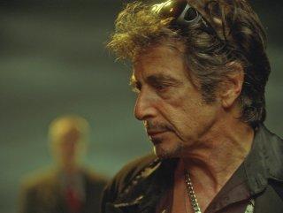 Al Pacino in Wilde Salome