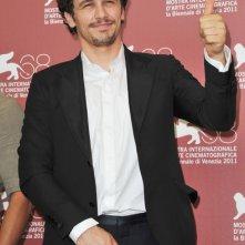 James Franco presenta 'Sal' da lui diretto alla Mostra di Venezia 2011