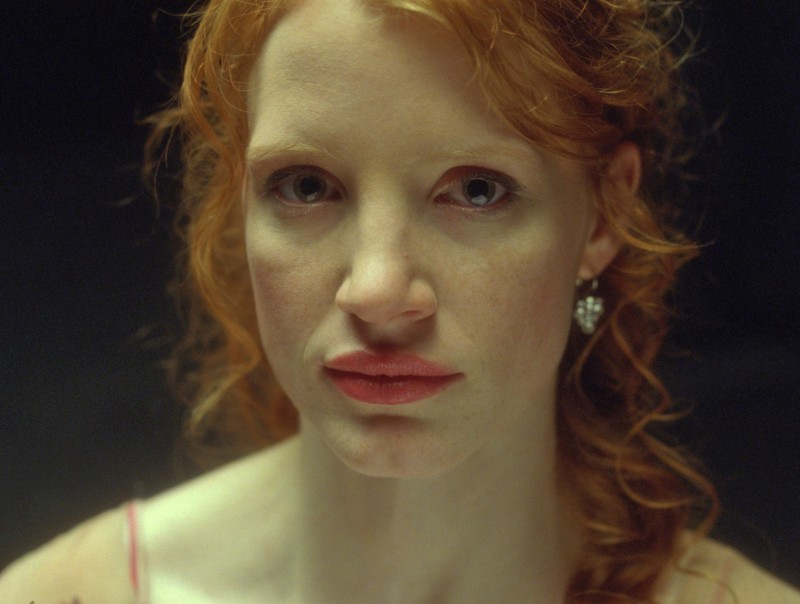 Jessica Chastain In Wilde Salome 213401