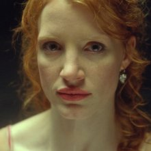 Jessica Chastain in Wilde Salome