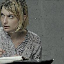 L'arrivo di Wang: Francesca Cuttica in una scena del film