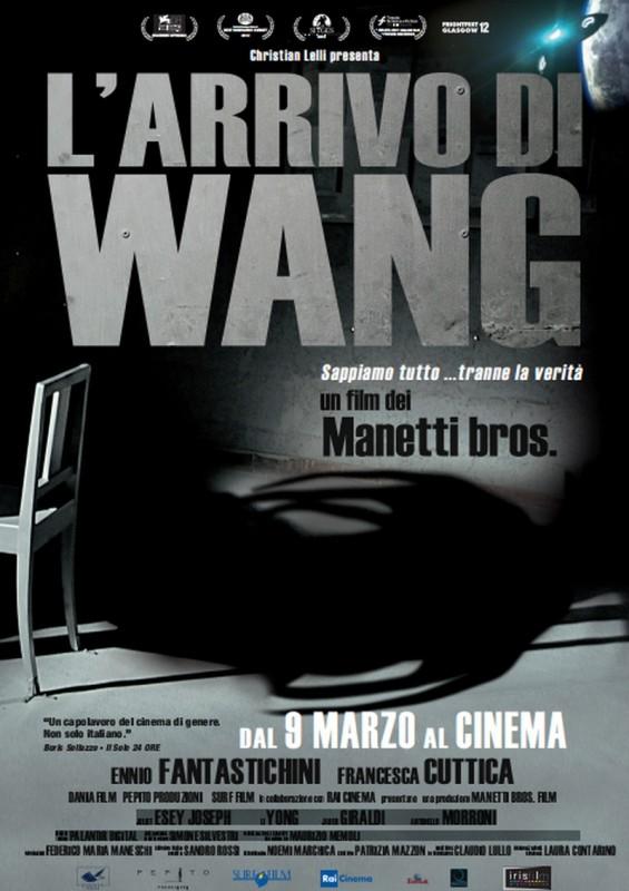 L Arrivo Di Wang Locandina Del Film 213394