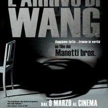 L'arrivo di Wang: la locandina del film