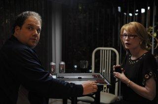 Mia Farrow e Jordan Gelber in Dark Horse di Todd Solondz