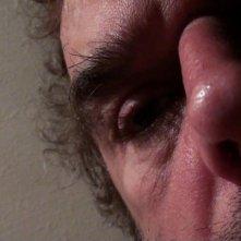Pippo Delbono in una scena del suo Amore Carne, del 2011