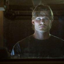 Shark Night 3D: Chris Carmack in una scena del film