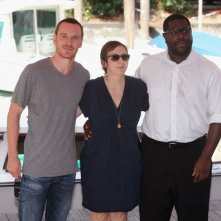 Venezia 2011:Michael Fassbender presenta Shame con Steve McQueen e Abi Morgan