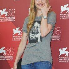 'La talpa' in concorso a Venezia 2011: Svetlana Khodchenkova è nel cast del film