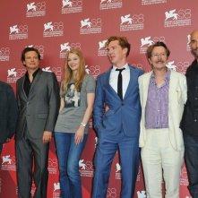 'La talpa' in concorso alla Mostra di Venezia 2011: ecco cast e realizzatori