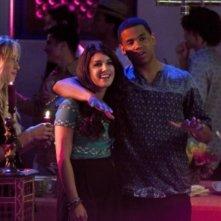 90210: Shenae Grimes e Tristan Wilds nell'episodio Up In Smoke