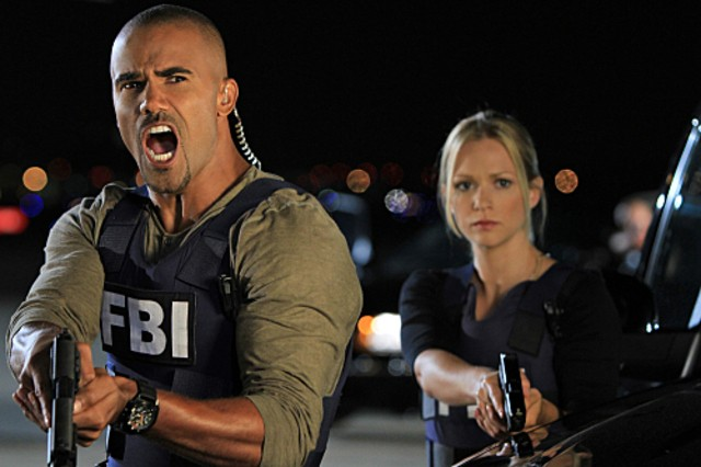 Criminal Minds A J Cook E Shemar Moore Nell Episodio It Takes A Village 213699