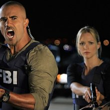 Criminal Minds: A.J. Cook e Shemar Moore nell'episodio It Takes A Village