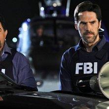Criminal Minds: Joe Mantegna e Thomas Gibson nell'episodio It Takes A Village