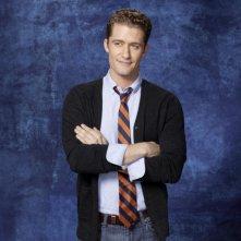 Glee: Matthew Morrison in una foto promozionale della stagione 3