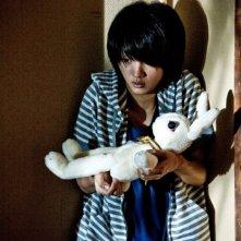 Hikari Mitsushima  nel film Tormented di Takashi Shimizu