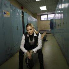 Prime Suspect: Maria Bello è la Detective Jane Timoney in una foto promozionale della serie