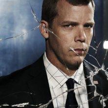 Prime Suspect: Tim Griffin è il Detective Augie Blando in una foto promozionale della serie