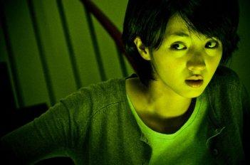 Primo piano di Hikari Mitsushima  nel film Tormented (2011)
