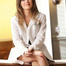 Rachel Bilson nel pilot della serie Hart of Dixie