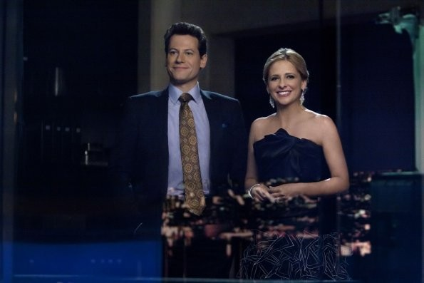 Ringer Sarah Michelle Gellar E Ioan Gruffudd Nell Episodio If You Ever Want A French Lesson 213811