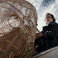 Terraferma: Mimmo Cuticchio è un pescatore nel film di Crialese