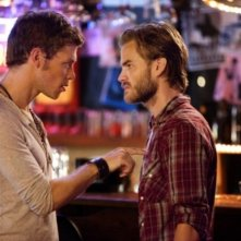 The Vampire Diaries: Joseph Morgan e David Gallagher nell'episodio The Birthday