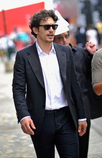 Venezia 2011: James Franco, autore di Sal