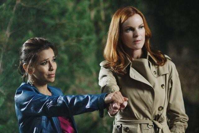 Desperate Housewives Eva Longoria E Marcia Cross Nell Episodio Secrets That I Never Want To Know 213884
