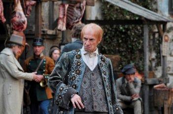 Faust di Aleksander Sokurov: uno degli interpreti del film