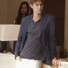 Gossip Girl: Chace Crawford nell'episodio Yes, Then Zero