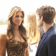 Gossip Girl: Elizabeth Hurley e Chace Crawford nell'episodio Yes, Then Zero