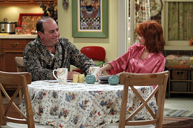 Mike Molly Swoosie Kurtz E Louis Mustillo Nell Episodio Goin Fishin 213924