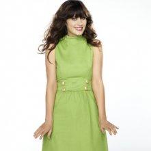 New Girl: Zooey Deschanel in una foto promozionale della serie