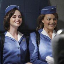 Pan Am: Christina Ricci e Margot Robbie nel pilot della serie