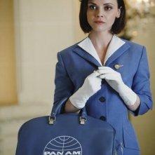 Pan Am: Christina Ricci in una scena del pilot della serie