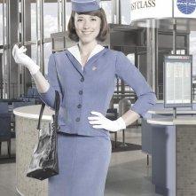 Pan Am: Karine Vanasse in una foto promozionale della serie