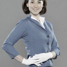 Pan Am: Karine Vanasse in una immagine promozionale della serie