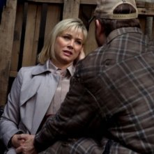Supernatural: Kim Johnston Ulrich e Jim Beaver  nell'episodio The Man Who Knew Too Much