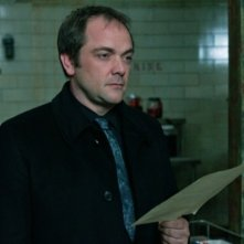 Supernatural: Mark A. Sheppard nell'episodio The Man Who Knew Too Much