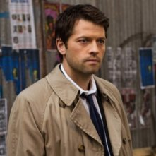 Supernatural: Misha Collins nell'episodio The Man Who Knew Too Much