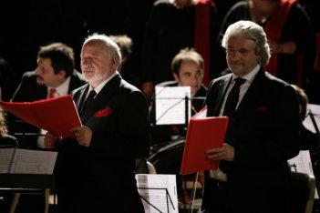 Tutta colpa della musica: Marco Messeri con Ricky Tognazzi