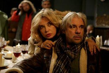 Tutta colpa della musica: Ricky Tognazzi sul set con Simona Izzo