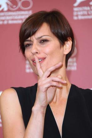 Venezia 2011: Claudia Pandolfi sembra voler mettere a tacere le critiche per Quando la notte