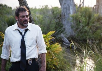 Texas Killing Fields: Jeffrey Dean Morgan in una foto del film