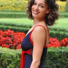 Ana Caterina Morariu è l'affascinante Nicoletta Matera ne Il Commissario Zagaria